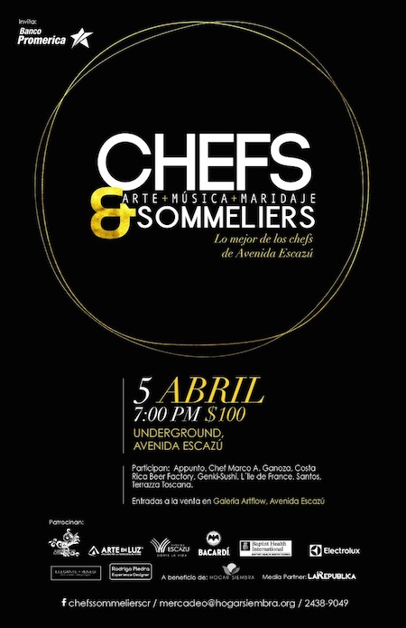 Sommeliers Costa Rica